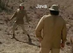 Enquanto isso, na guerra dos códigos...
