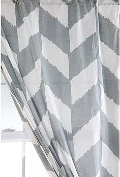 UrbanOutfitters.com > Herringbone Curtain