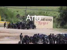 El gobierno lo negó, pero este video muestra cómo la policía dispara a maestros en Nochixtlán, Oaxaca