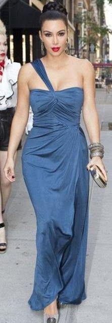 Fashion Is My Drug: Style Icon: Kim Kardashian
