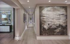 Interiors & artwork | Marylebone Apartment | Laura Hammett