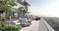 Beirut Terraces by  architects Herzog & DeMeuron