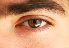 male-eye favorite body part