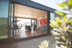 CUBULAR SHOW HOME NOW OPEN! :: Cubular Container Buildings