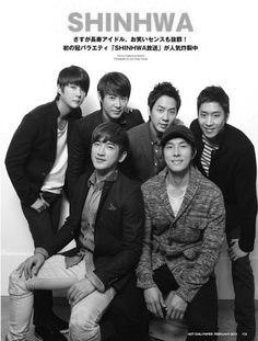 Shinhwa ♡
