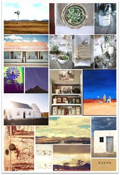 Into the Karoo Collage Private Games, Game Reserve, Cafe Interior, Afrikaans, Heartland, Mood Boards, Collages, South Africa, Old Things