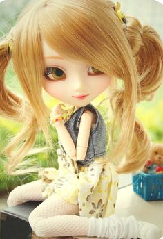 I have to learn how to make custom clothing for my #Pullip.