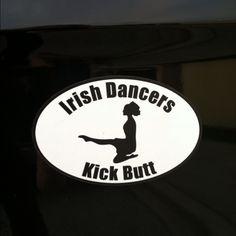 Yes they do! I do miss Irish dance.