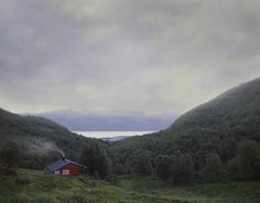 Cabin in Norway.  Submitted by Thom Stoodley