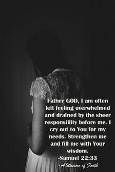 Faith is my guide : Photo