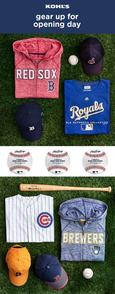 quite nice 3b6cb 75075 Make your crowd go wild with MLB gear for Opening Day and beyond. We