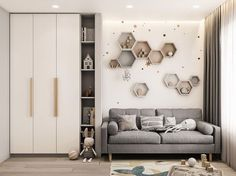 15 Top Design for Beautiful Living Room TV Wall Decor Ideas And Remodel * all. Kids Bedroom Designs, Baby Room Design, Baby Room Decor, Bedroom Decor, Bedroom Ideas, Wall Decor, Cool Kids Rooms, Room Kids, Deco Kids