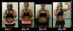 Weight loss inspiration.