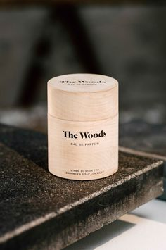 The Woods - Mark Buxton for Brooklyn Soap Co.