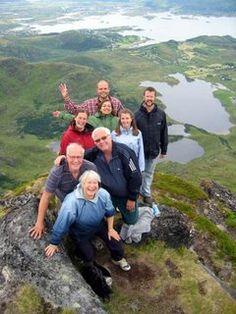#Skottind #HattvikaLodge Lofoten, Great View, Scenery, Hiking, Travel, Walks, Viajes, Landscape, Destinations