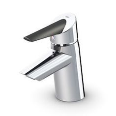 Oras Optima. Washbasin faucet with an easy-grip lever (2710F)