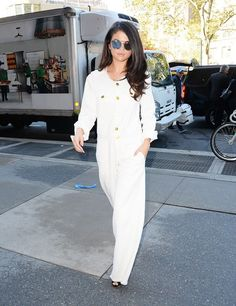 Celebs in one-and-done jumpsuits