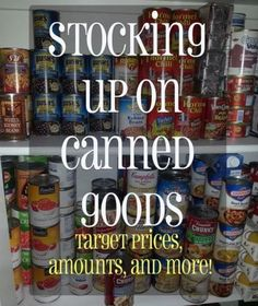 Simple Survival Pantry Food Hacks For Surviving A Catastrophe. A Spotlight On No-Fuss Prepping A Pantry Plans - Jack Survival Emergency Preparation, Emergency Food, Survival Prepping, Emergency Preparedness, Survival Skills, Emergency Kits, Urban Survival, Survival Food, Camping Survival