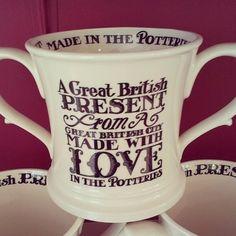 Emma Bridgewater Toast & Marmalade Two Handled Mug