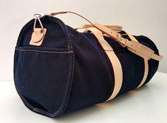 Aviator Duffel Bag