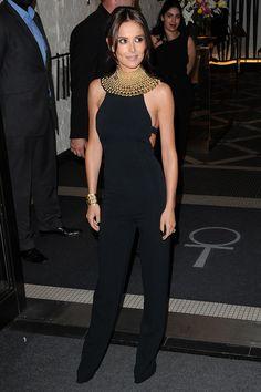 Cheryl Fernandez-Versini in Narciso Rodriguez - Best Dressed Celebrities This Week: 17 August | Harper's Bazaar