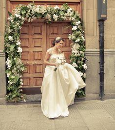 Carmen Soto The Bride | Atelier de vestidos de novia | 2ª parte: La boda de Silvia, una novia The Bride inolvidable. | http://www.carmensotothebride.com