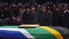 Mandela's Funeral