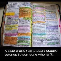 Hide the WORD in your heart!