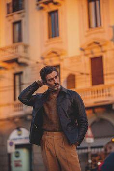 Milan Fashion Week Men's Street Style | British Vogue