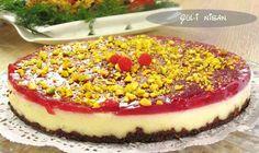 Çikolatalı Vişneli İrmik Tatlısı Tarifi | Yemek Tarifleri Sitesi | Oktay Usta, Pratik Yemekler