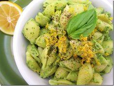 Creamy Avocado Shells - vegan