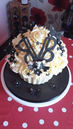 Black Veil Brides Birthday Cake