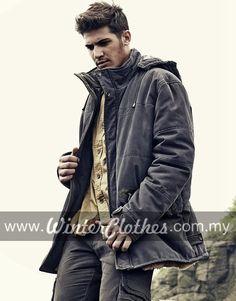 Men's Plus Size 7XL Cotton Padded Fleece Lining Winter Coat Jacket - Winter Clothes
