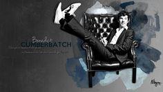 Benedict Cumberbatch. We love you Ben.