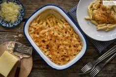 El secreto para unos macarrones con queso al estilo americano suaves y cremosos, receta con vídeo incluido Pastas Recipes, How To Make Crepe, Macaroni And Cheese, Pizza, Eat, Ethnic Recipes, Food, Chefs, Happy