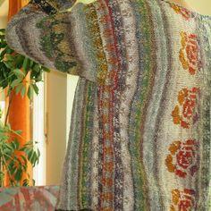 Ravelry: ginestrickt's terre de fleurs cardigan