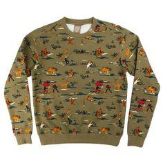 LRG Father Nature Crew Neck Sweatshirt