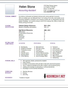 Image Result For 2017 Popular Resume Formats Administration | 2018 Job  Search | Pinterest | Resume Format, Resume Examples And Template
