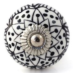 ARTISAN Ceramic Knob Door Handles Pull HIPPY ARTY MULTI COLOURED ...
