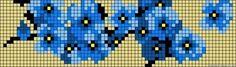 How To Make Alphabet Friendship Bracelets - Embroidery Patterns Bead Loom Patterns, Beading Patterns, Cross Stitch Patterns, Learn Embroidery, Embroidery Patterns, Embroidery Floss Bracelets, Pixel Art Grid, Diy Friendship Bracelets Patterns, Bead Loom Bracelets