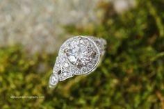Lake Wylie Wedding - Lake Wylie, SC | Alisha Rudd Photography #weddingring #ring #bling #sparkle #diamond #diamondring #lakewylie #lakewyliewedding #beachwedding #cloversc #lakewedding #ncwedding #scwedding #ncweddingphotographer #scweddingphotographer #charlottewedding #charlotteweddingphotographer