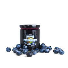 Beekman 1802 Blueberry Bourbon Barrel Jam |  B.  More Berry | B. 1802