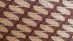 Ornamen batik 2 di Bale Sawala