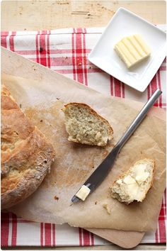 Potato bread - I made with gluten free flours, great toasted.