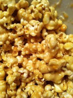 Testing Trendy....1, 2, 3: Marshmallow Popcorn