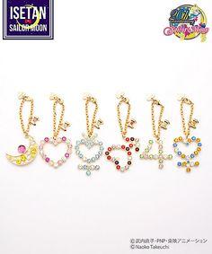 """sailor moon"" ""sailor moon merchandise"" ""sailor moon 2015"" ""samantha vega"" charm planet symbol jewelry fashion shop"