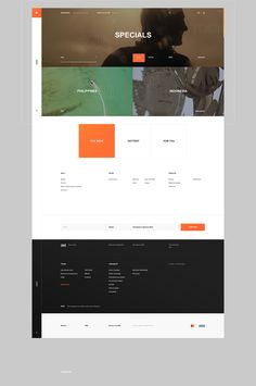 Solncetur on Behance Website Design Layout, Web Layout, Layout Design, Ui Ux Design, Interface Design, User Interface, Ui Web, Landing Page Design, Travel Companies