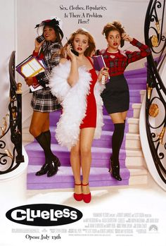Whatever: The Representation of Women in Clueless