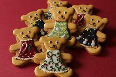2013クリスマス アイシングクッキーPart2 - Farina - Fな生活