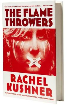 """Dive into the gritty underground of the 1970s with ELLE Best Read """"Flamethrowers"""" #rachelkushner"""